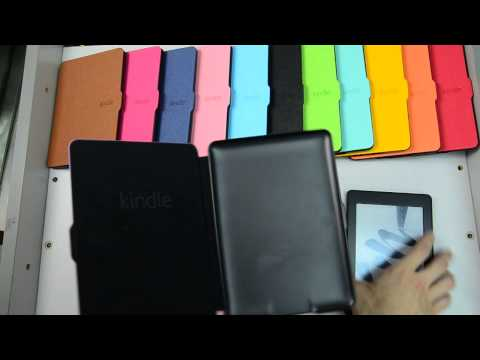 Kindle Paperwhite Case Cover Leather 11 Color - YT
