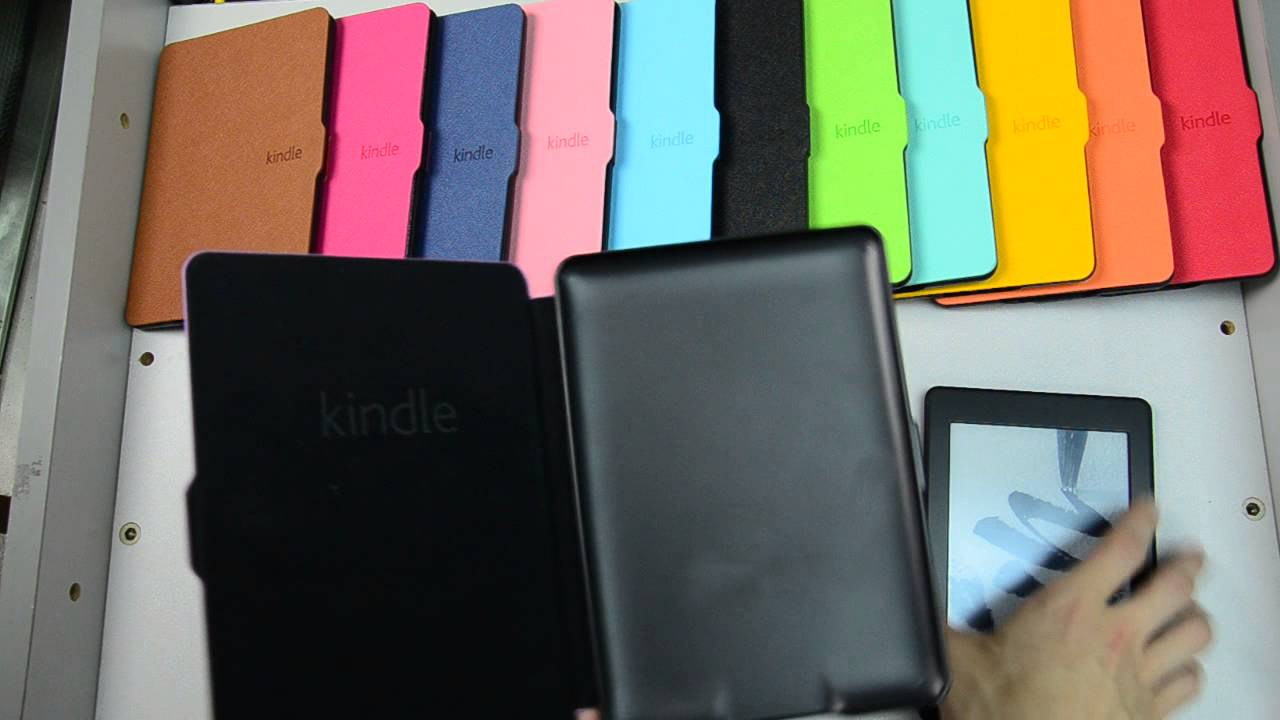 how to get book covers to show on kindle paperwhite