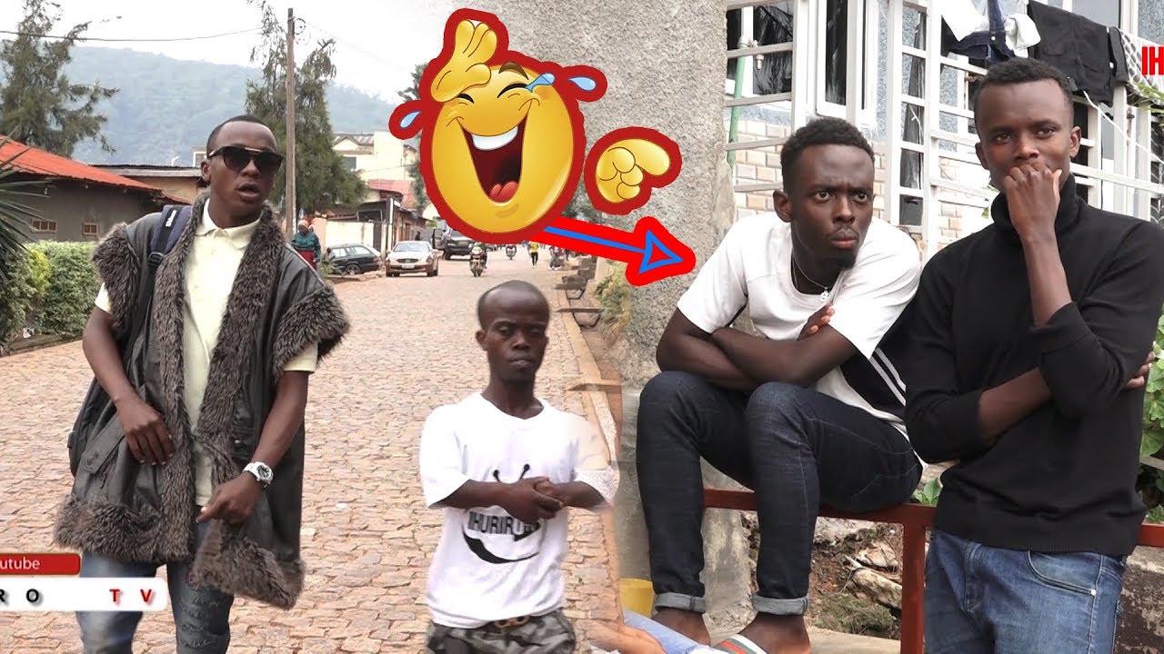 Comedy Zose Nyaxo Comedy  Yakinanye na #Gasore & Komanda