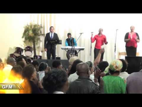 A time of worship and revival in Port Elizabeth South Africa