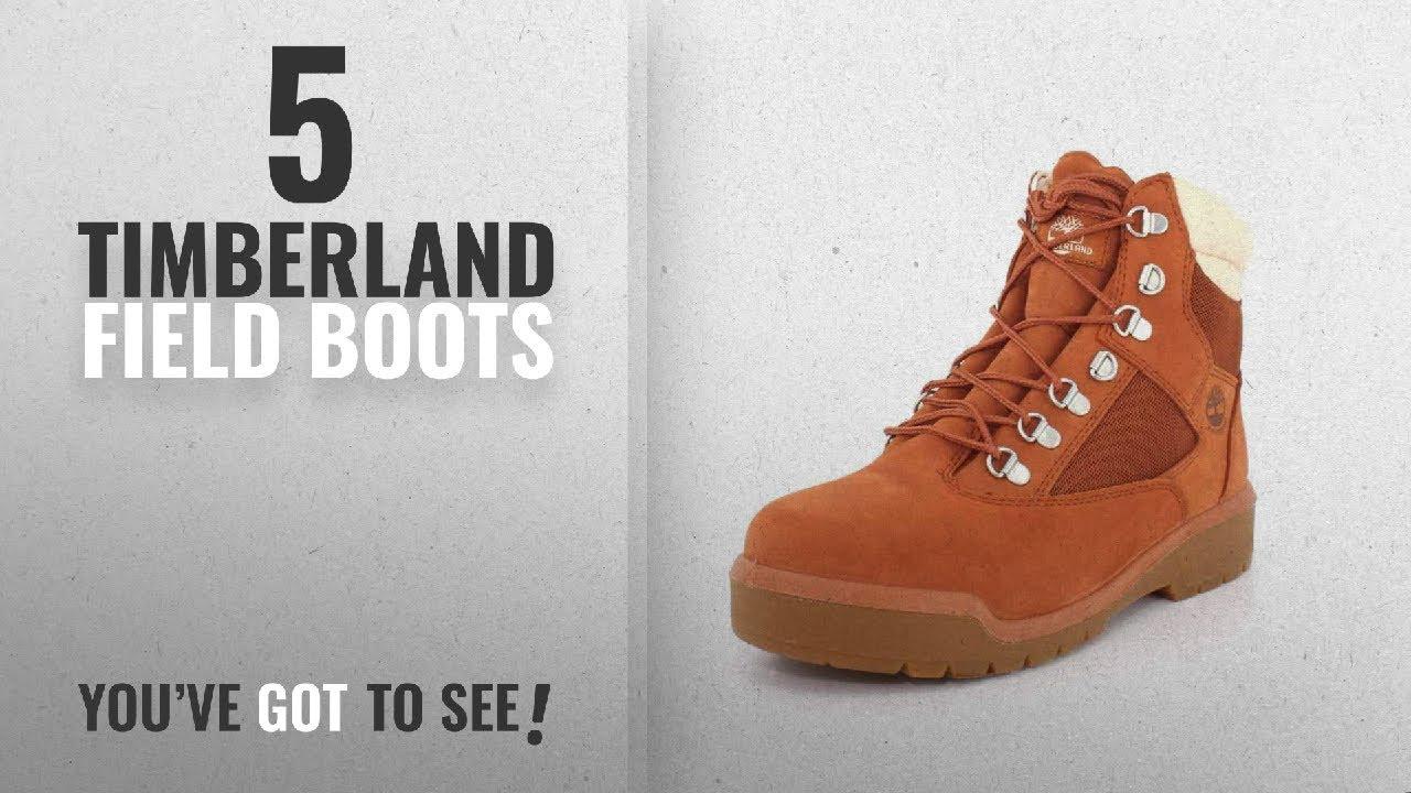b1eefaad243 Top 10 Timberland Field Boots [2018 ] | New & Popular 2018