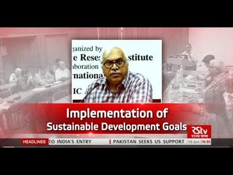 Discourse - Implementation of Sustainable Development Goals