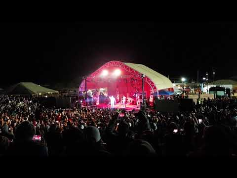 2018 Nelly @ Navajo Nation Fair TC  1st half of show. Part 2 on other vid