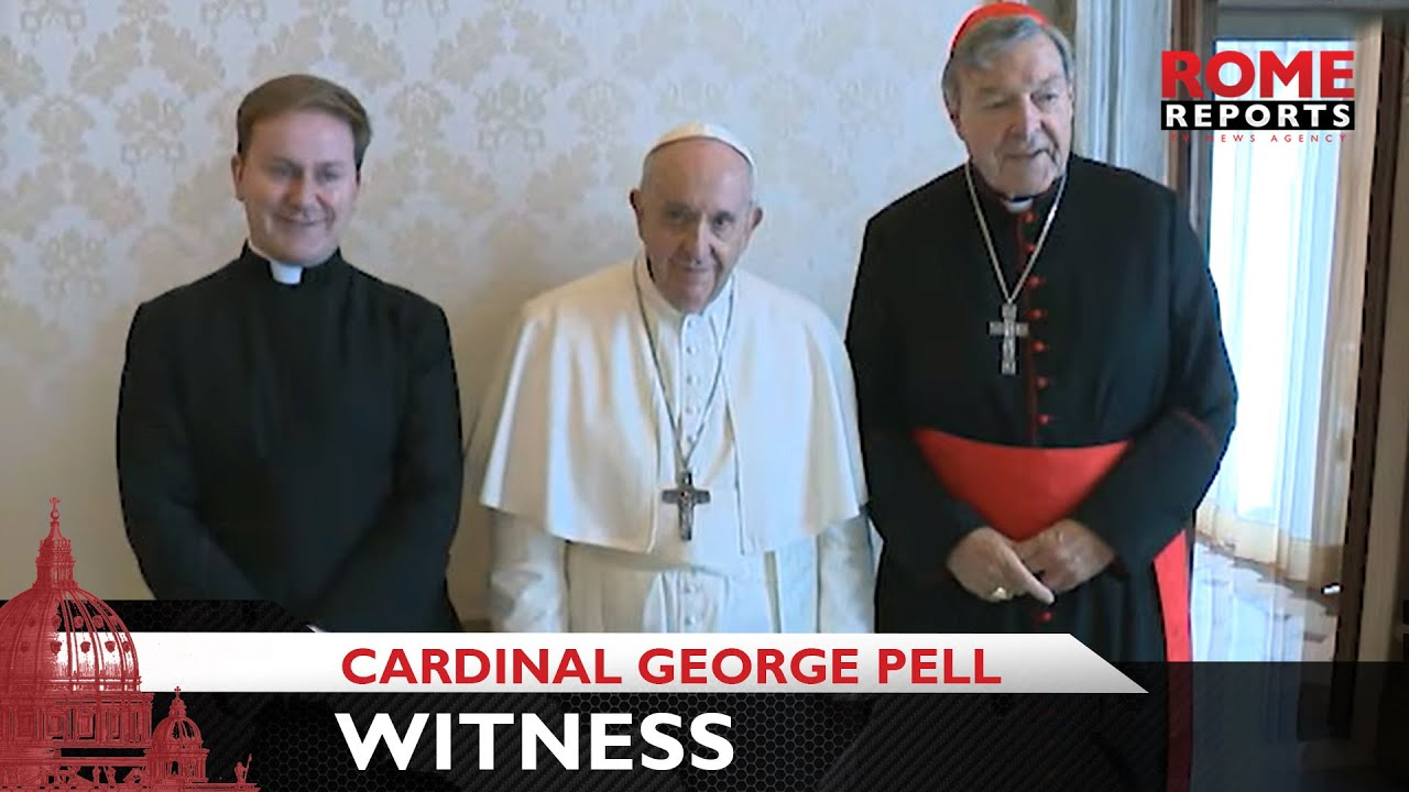Pope Francis to Cardinal Pell: Thank you for your witness