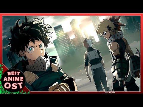 Boku No Hero Academia OST - You Say Run v1+v2+v3 - 僕のヒーローアカデミア