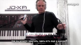 mmag.ru: Musikmesse 2015 - Roland JD Xi – новый интерактивный гибридный синтезатор с вокодером