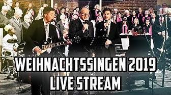 🔴 Weihnachtssingen des Martinus-Chores Hagen a.T.W. (29.12.2019 17 Uhr)