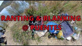 RANTING BLANKING EMBALSE DE PUENTES MURCIA INSTA360 one R