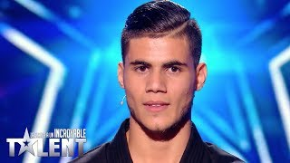 Semi Final - ADNAN - France's got Talent 2017