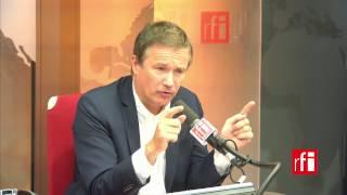 """N. Dupont-Aignan : """"Si Nicolas Sarkozy est innocent comme il le prétend..."""""""