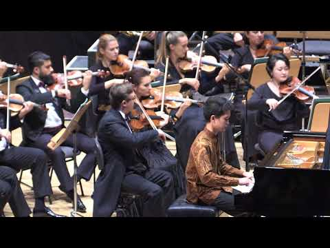 Mozart Piano Concerto No 20, Prama Yudhistra   1 Movement
