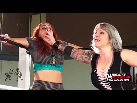 [Free Match] Veda Scott vs. LuFisto - Women's Wrestling Revolution Showcase at Beyond #Flesh from YouTube · Duration:  12 minutes 43 seconds