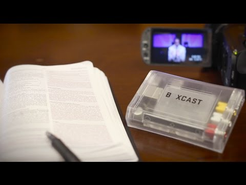 Church Video Streaming with BoxCast