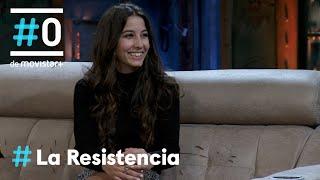 LA RESISTENCIA - Entrevista a Amaia Aberasturi   #LaResistencia 28.09.2020