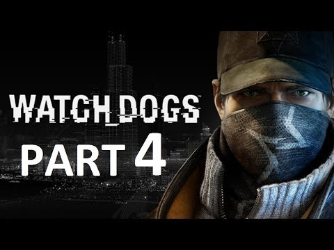 Watch Dogs - Part 4 - Gameplay Walkthrough - Act 1 - Mission 4 Backseat Driver