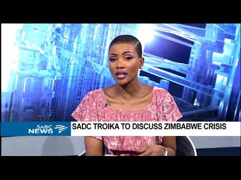 Update on SADC meeting on Zimbabwe: Mzwai Mbeje