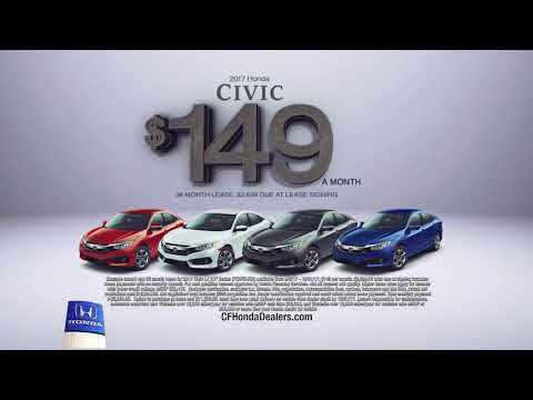 This Month - All Honda Civics On Clearance