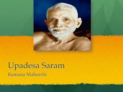 Upadesa Saram by Ramana Maharshi