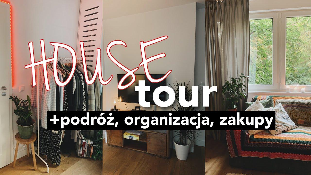PRZEPROWADZKA 2 *vlog* - house tour, organizacja, zakupy!!!?