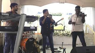 Maleyam live in flute & violin