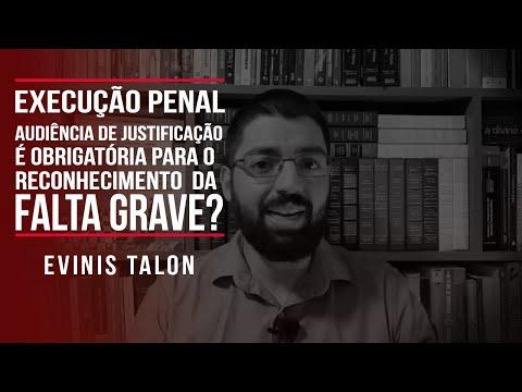Execução penal: a audiência de justificação é obrigatória para o reconhecimento da falta grave?