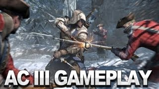assassin s creed 3 gameplay trailer ubisoft e3 2012 press conference