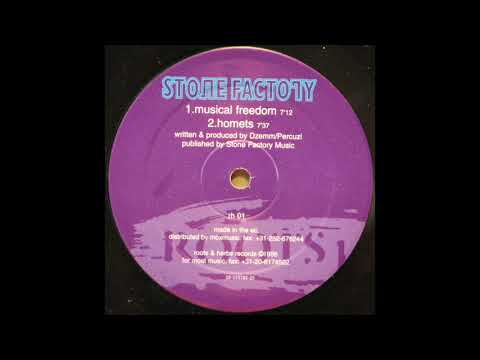 Stone Factory - Musical Freedom (1996)