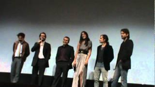 Presentacion Pelicula Miss Bala En El Teatro De La Ciudad