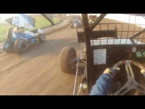 Cody Lampe June 30th 2018 DC Sprints Heat #1