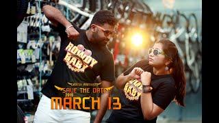 Rowdy baby teaser || Ganesh Prathista Save the date || 13.03.2019 || Giristills