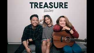 Elise Huang ft. Ysabelle Cuevas and EJ De Perio - Treasure by Bruno Mars (Cover)