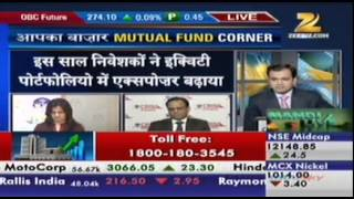 Sandeep Sabharwal in a discussion on CRISIL Mutual Fund Rankings