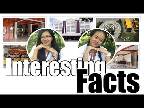 Interesting Facts about University of Perpetual Help System - DALTA (PHILIPPINES) | Angel Egam