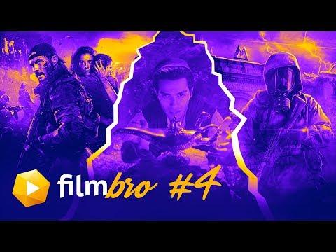 """Фильм Бро #4. """"Балканский рубеж""""; Metro: Exodus; """"Аладдин"""" и будущее Disney"""