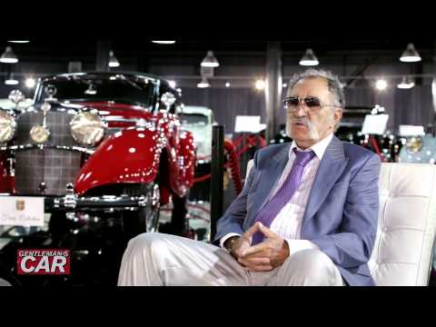 Interviu Ion Țiriac // Cover Story Gentleman's Car
