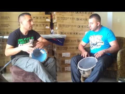 Derbaki drumming lebo