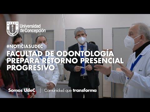 #NoticiasUdeC: Facultad de Odontología prepara retorno presencial progresivo