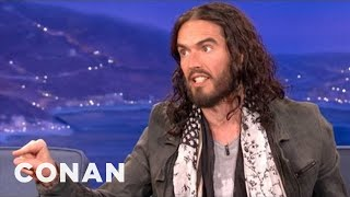 Russell Brand: London Will Not Rise To The Olympic Challenge - CONAN on TBS