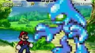 Mario vs. Sonic 6: Chaos