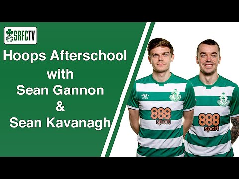 Hoops Afterschool | Sean Gannon & Sean Kavanagh