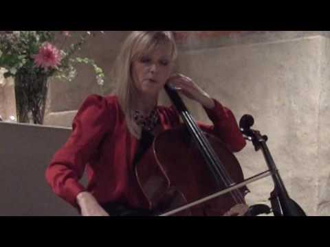 Kurtag Message Consolation, Mayke Rademakers (cello)