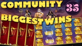 Community Biggest Wins #35 / 2018