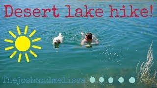 Desert Lakes Hike! (Ancient Lakes in Eastern Washington)