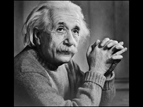 Les plus belles citations d'Albert Einstein (Partie 1)