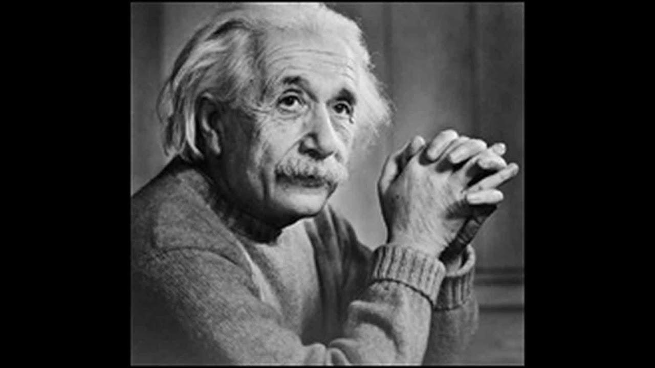 Les Plus Belles Citations D Albert Einstein Partie 1