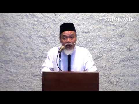Khutbah Jumat : Prof.Dr.H.Abdul Hakim Halim
