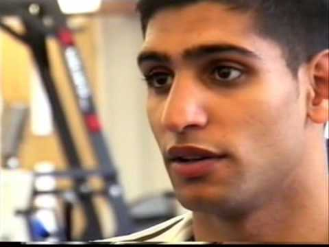 Amir  Khan   AMIR KHANS ANGRY YOUNG MEN  JUNE 2007  PART6