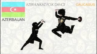Кавказская Музыка  Caucasian Azeri _ Music Lezginka - Лезгинка 2015