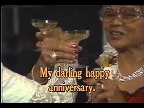 Hawaiian Karaoke - Happy Anniversary