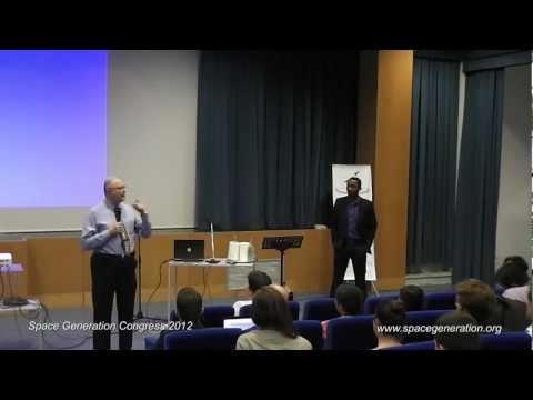 Space Generation Congress Opening and Spotlight Speaker for the Society Working Group
